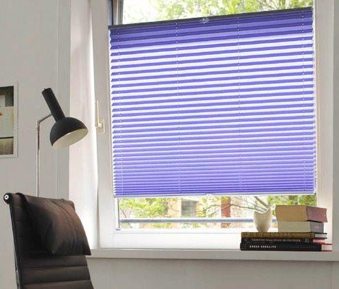 Tende plissettate a vetro idee per la casa for Tende plissettate