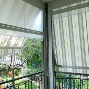 Tende a veranda